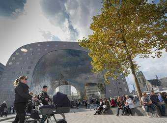 Search image rotterdam markthal