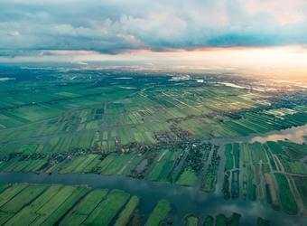 Search image nederland weilanden
