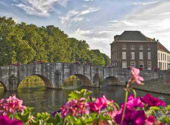 Search image nederland brug