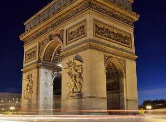 Search image arc de triomphe