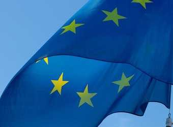 Search image europese vlag