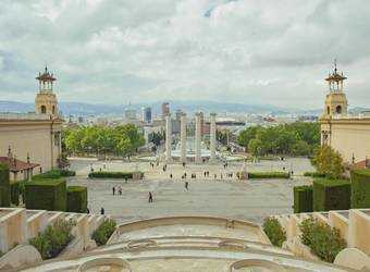 Search image montjuic