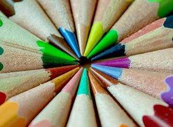 Search image kleurpotloden