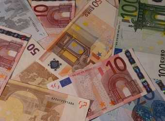 Search image briefgeld euro