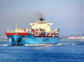 Search image maersk containerschip