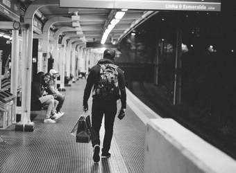 Search image metrostation