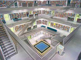 Search image bibliotheek stuttgart