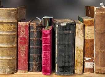 Search image oude boeken