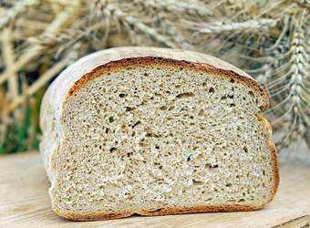Search image doorgesneden brood