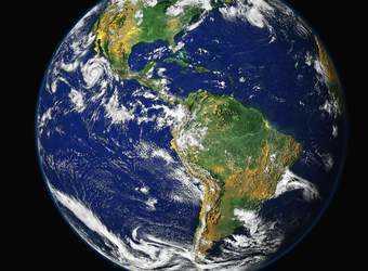 Search image wereldbol